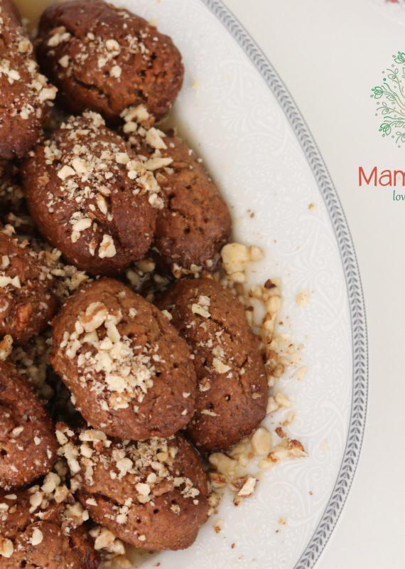 Νόστιμα και Υγιεινά Μελομακάρονα με αλεύρι ντίνκελ ολικής χωρίς ζάχαρη | Μama Earth